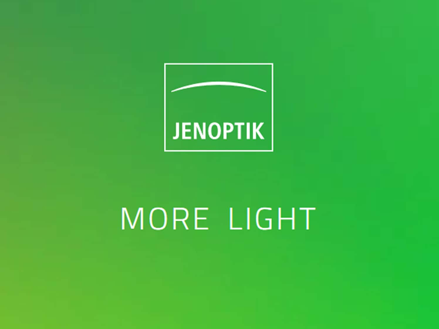 "Unsere neue Strategie ""More Light"""