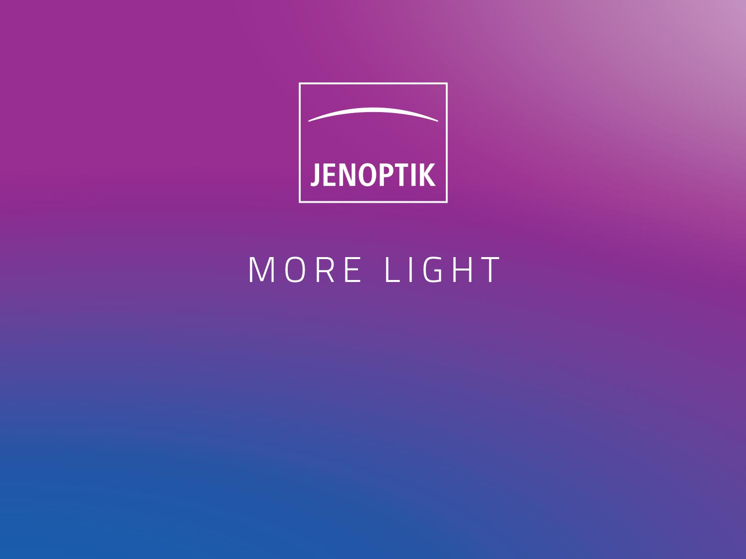 Jenoptik More Light