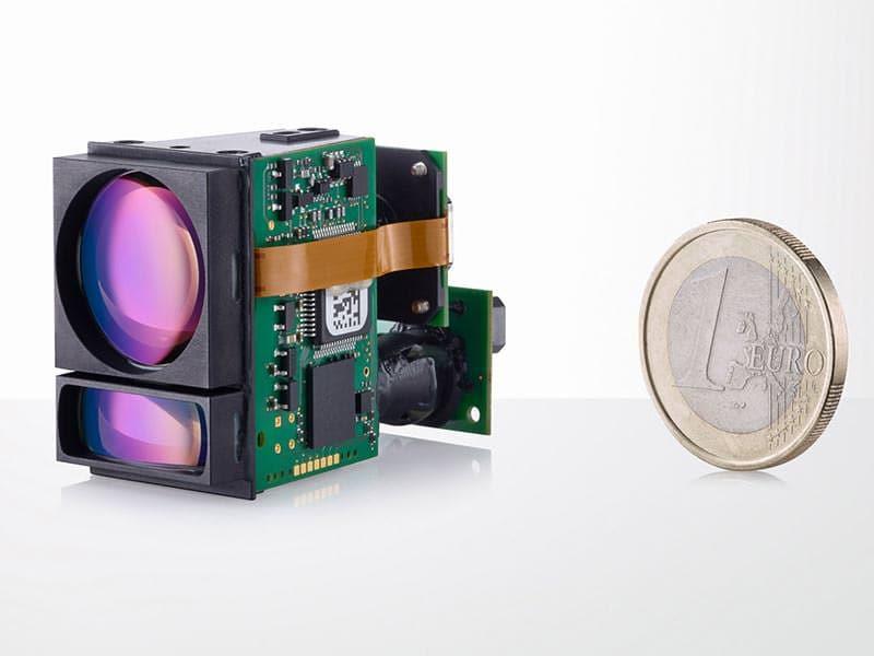 Infrarot Entfernungsmesser : Pressemeldung jenoptik erweitert produktfamilie der laser