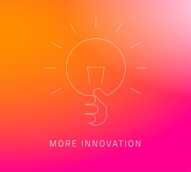 Unsere Strategie: More Innovation