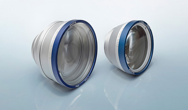 silverline f-theta lenses